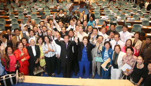 Photo credit: Pecto Camero, MRS-PRIB / 04 June 2009 01:03:11 AM Right-clicked from www.congress.gov.ph used here for non-commercial purposes.