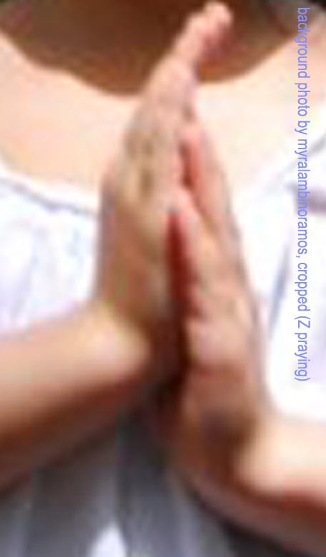 Z.praying