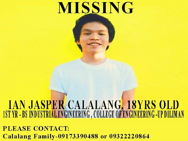 Missing-student