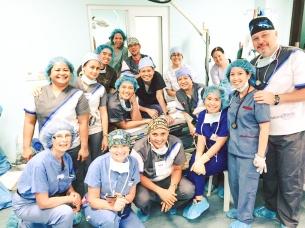 149 surgeries in 7 days